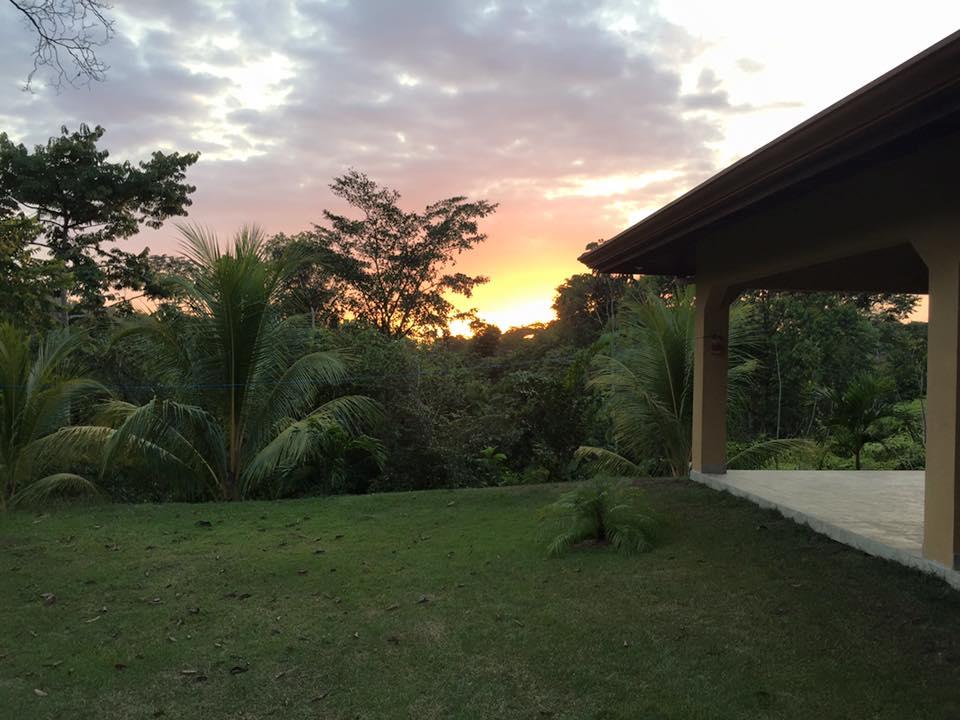 CR sunset